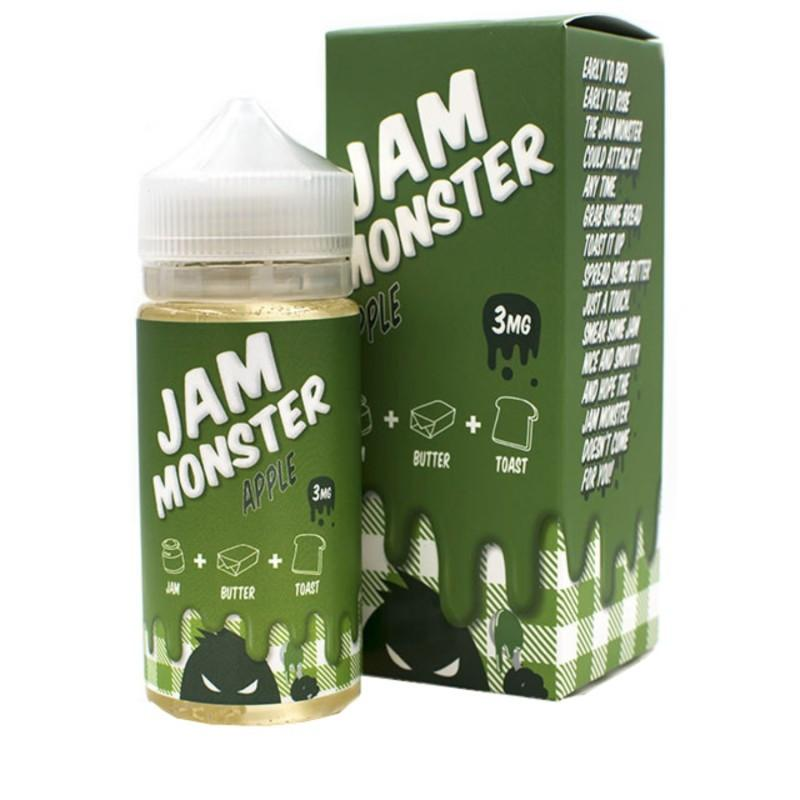 Apple Jam Monster in Container