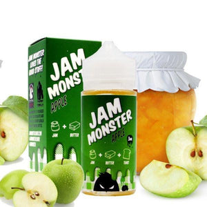 Apple Jam Monster Containers