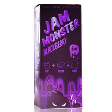 Jam Monster Blackberry 100ml Box