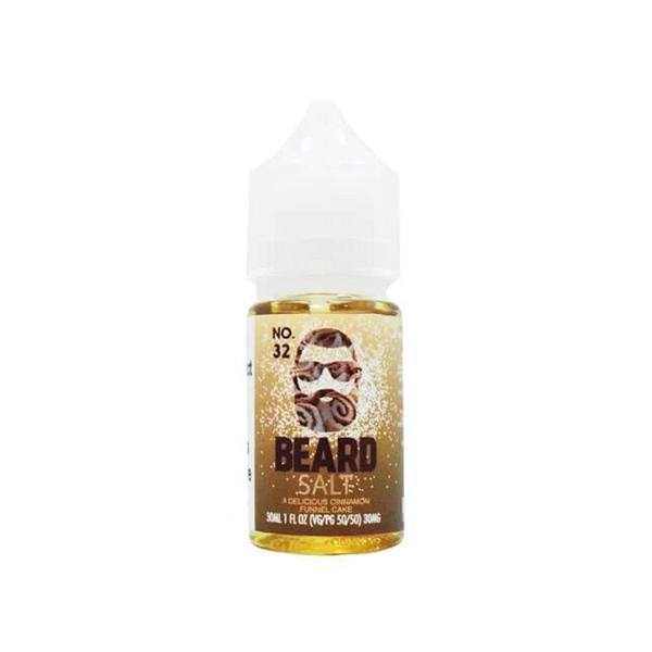 Beard Vape Salts No.32 30ml vape juice