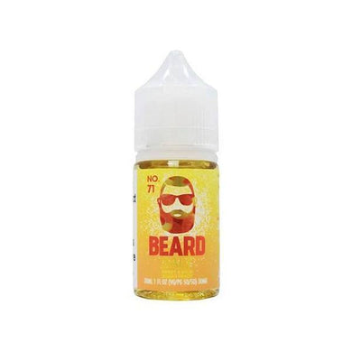 Beard Vape Co Salts No.71 30ml ejuice vape juice eliquid