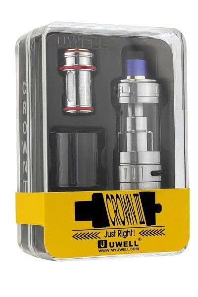 Uwell Crown 3 Tank package
