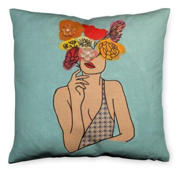 Angela Littledyke - Cushion
