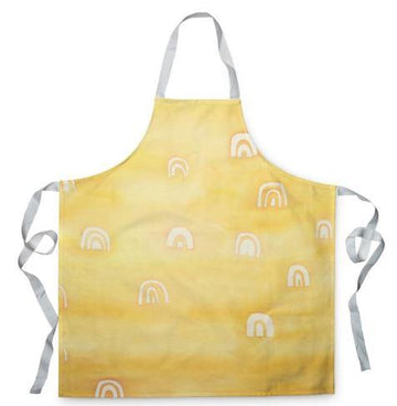 Yellow Rainbow - Apron