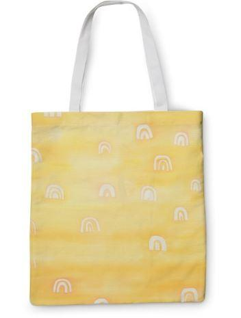 Yellow Rainbow - Tote Bag
