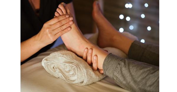 Everything you Need to Know About Foot Acupressure