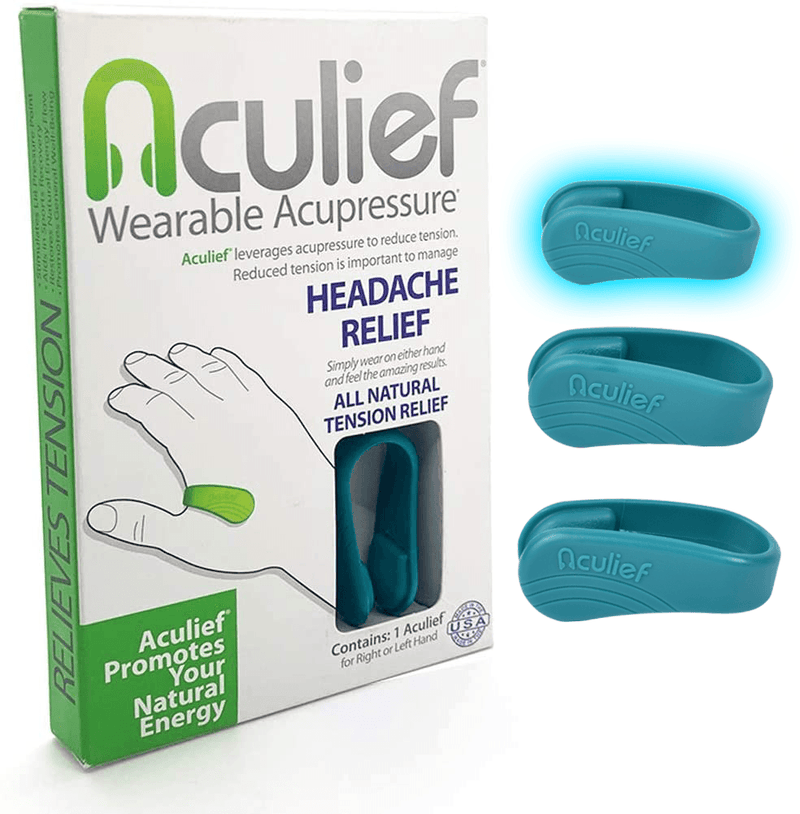 Aculief Wearable Acupressure™