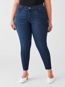 Florence Ankle Mid Rise Skinny Inclusive Redmond