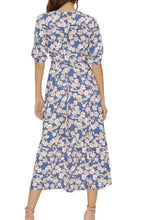 Load image into Gallery viewer, Florence Maxi Dress Stencil Floral