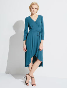 Olympia Solid Dress