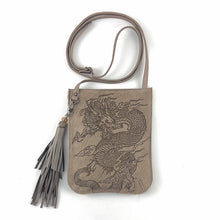 Load image into Gallery viewer, Evoke - Evita Crossbody Taupe