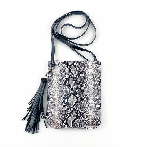 Evoke - Evita Crossbody Light Pink/Black