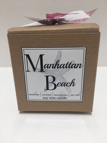Manhattan Beach Candle, 14 oz