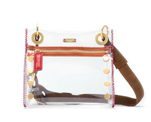 Tony Crossbody - Clear