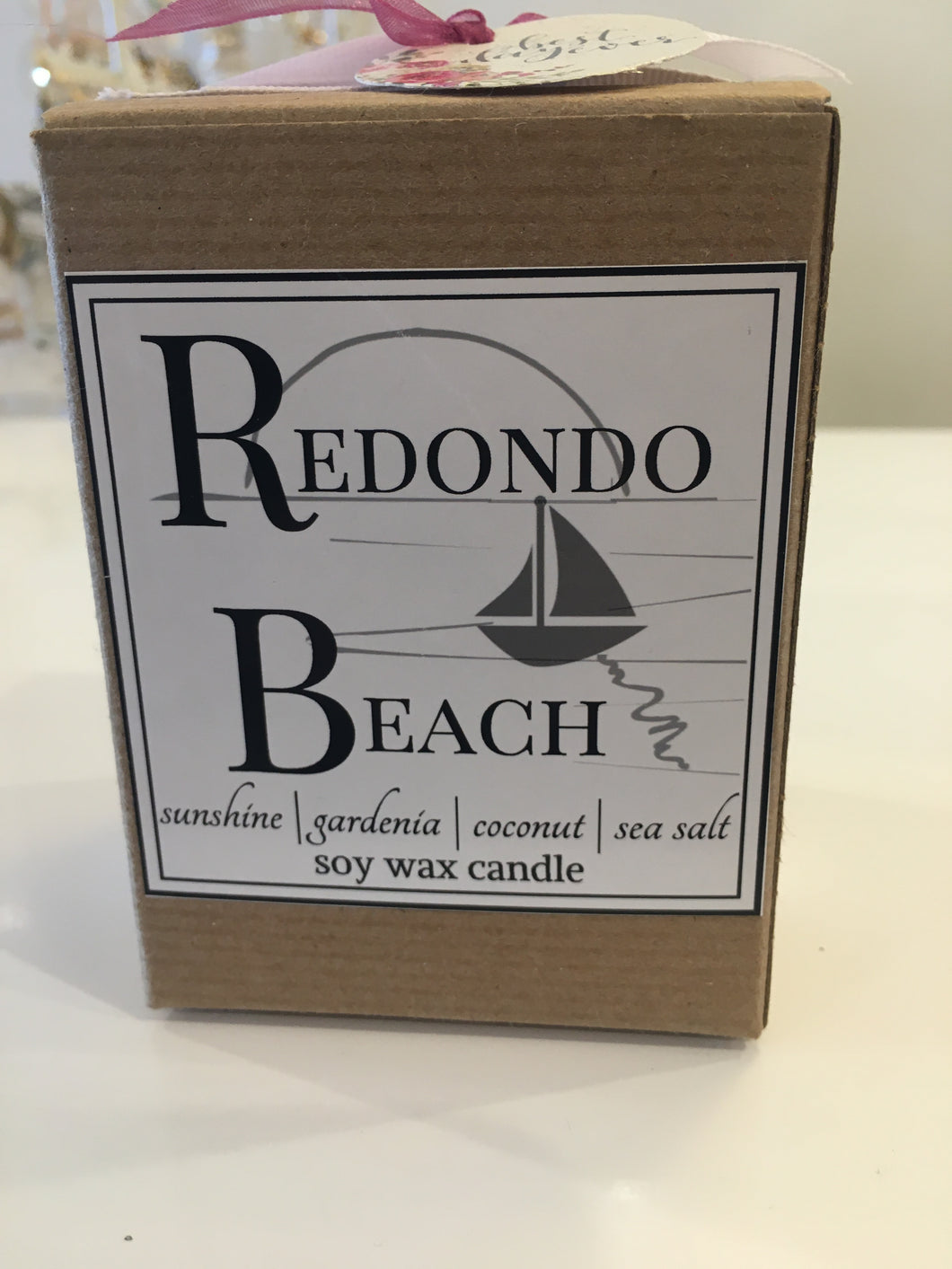 Redondo Beach Candle, 14 oz