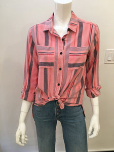 Daniella Button Down Top