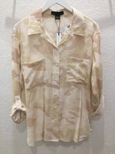 Load image into Gallery viewer, Sanctuary - Waverly Boyfriend Shirt Sand Dune Camo