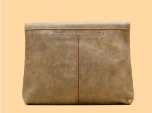 Hammitt VIP - Medium, Pewter Brushed Suede, Brushed Gold Rivets