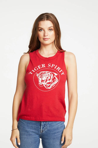 Chaser TIGER SPIRIT MUSCLE TEE