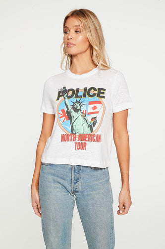 Chaser- The Police 1983 Tee