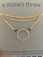 Load image into Gallery viewer, Inner Circle Cadillac Necklace