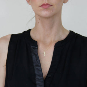 Cross Necklace - Victoria Cunningham