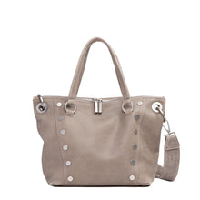 Load image into Gallery viewer, Hammitt Daniel Bag - Pewter/Brushed Silver