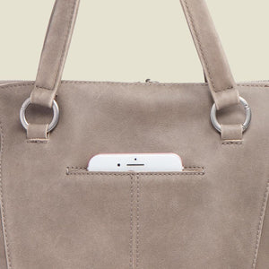 Hammitt Daniel Bag - Pewter/Brushed Silver