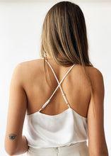 Load image into Gallery viewer, The Everly Cami White
