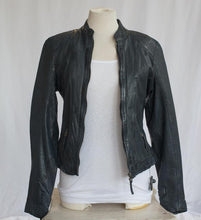 Load image into Gallery viewer, Pacey RF Leather Jacket