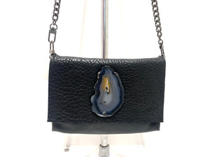 Evoke - Bahama Bag Black/Blue Agate