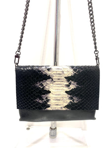 Evoke - Bahama Bag Black/Snake