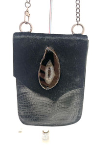 Evoke - Paulina Bag Black/Pony/Agate