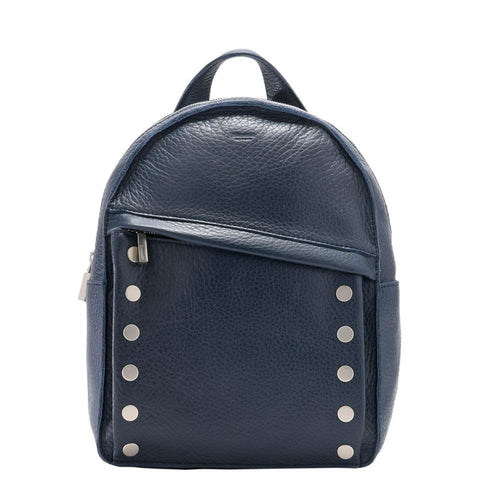 Shane Backpack Large- Juniper/Brushed Silver