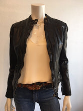 Load image into Gallery viewer, Paradyse RF Leather Jacket