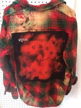 Load image into Gallery viewer, Upcycle Envy - Vintage Flannel - Rush