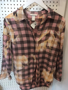 Upcycle Envy - Vintage Flannel - Prince
