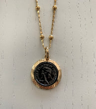 Load image into Gallery viewer, Ancient Roman Coin Necklace