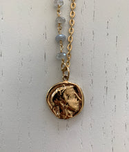 Load image into Gallery viewer, Ancient Roman Coin Replica Necklace