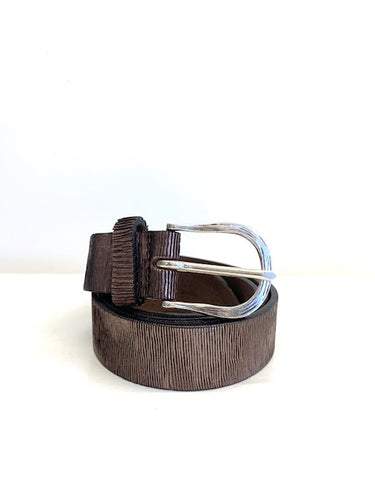 Vanzetti - Full Grain Leather Belt-30mm