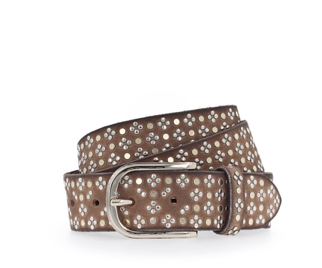 B.Belt Mixed Rivets Belt