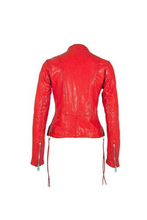 Load image into Gallery viewer, Yoruba Leather Jacket