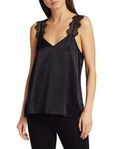 Chelsea Charmeuse Top