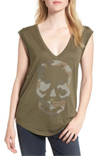 Load image into Gallery viewer, Zadig & Voltaire Skull Tee