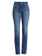 Load image into Gallery viewer, Frame - Le Mini Mid-Rise Bootcut Jeans
