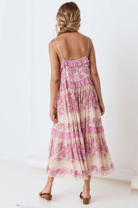 Spell and the Gypsy - Coco Lei Strappy Gown Dress