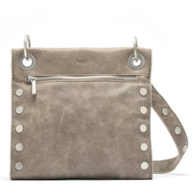 Load image into Gallery viewer, Hammitt Medium Tony Crossbody Bag - Pewter Brushed Silver