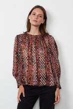 Load image into Gallery viewer, Velvet - FERRIS PEASANT BLOUSE