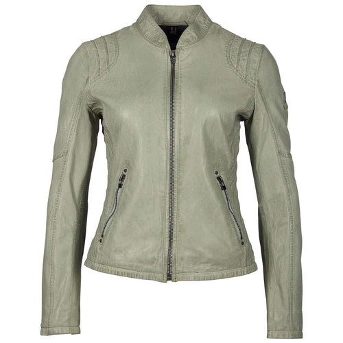 Sashi RF Leather Jacket