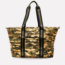 Load image into Gallery viewer, Think Royln Shinny Gold Wingman Bag